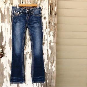 Rock Revival Signy Jeans Size 25